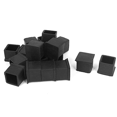 Rubber Furniture Chair Leg Tip Cap Foot Cover Protector 20x20mm 18pcs New EBay