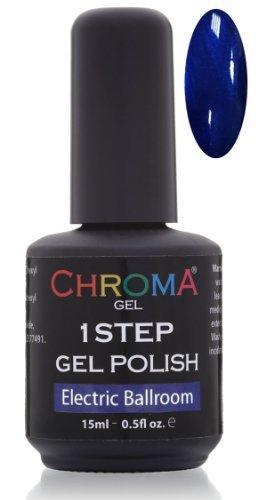 Chroma Gel One Step Uv & Led Gel Nail Polish Electric Ballroom 32