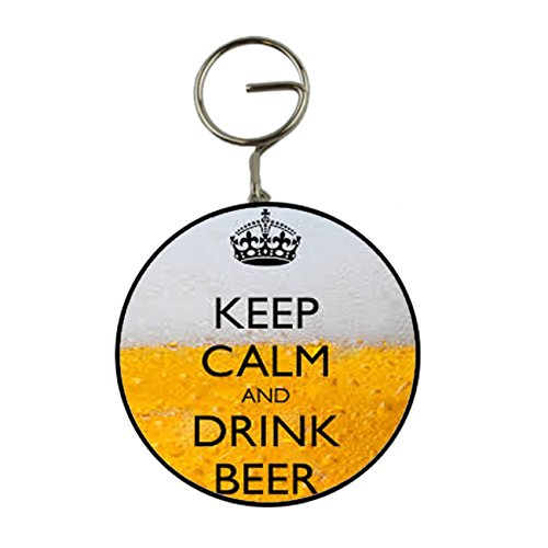 keep-calm-and-drink-beer-crown-froth-head-key-ring-bottle-opener-keyring-58mm-button-large-novelty-g