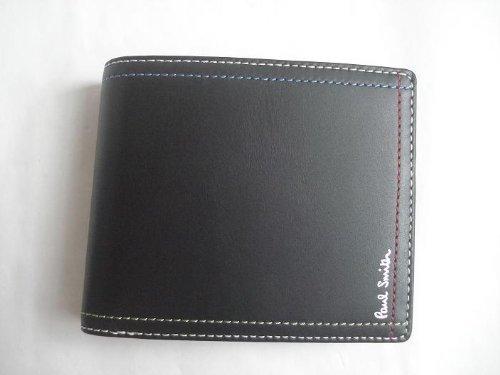 ポールスミス(paul smith) 折財布 ブラック (メンズ)