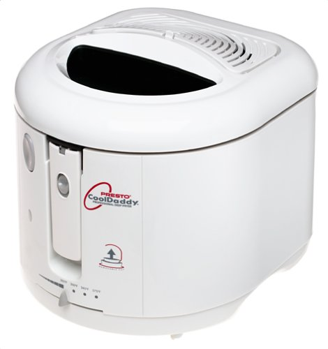 Presto 05445 Professional CoolDaddy Cool-Touch Electric Deep Fryer