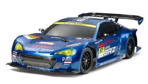 TAMIYA RC 58543 Subaru BRZ Red Sport TT-01E 1:10 Assembly Kit