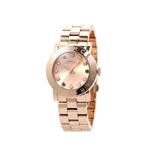 マークバイマークジェイコブス 時計 レディース MARC BY MARC JACOBS MBM3216 腕時計 ウォッチ ピンクゴ-ルド【並行輸入品】