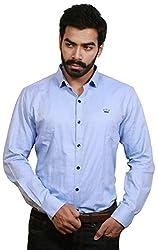 GOSWHIT Men's Casual Shirt - XXL