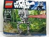411TUeTh8VL. SL160  LEGO Star Wars Exclusive Mini Building Set #30054 ATST Bagged