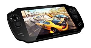 "Archos GamePad 2 Tablette tactile 7"" (17,78 cm) Cortex Rockchip RK3188 1,6 GHz 8 Go Android Wi-Fi"