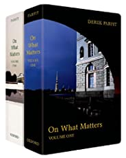 On What Matters: Two-volume set (The Berkeley Tanner Lectures)