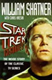 Star Trek Memories (0006379702) by Shatner, William