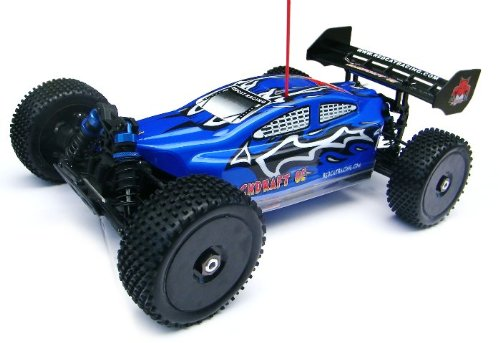 BACKDRAFT 8E BUGGY ~ 1/8 Scale ~ Brushless Electric RC ~ by Redcat Racing