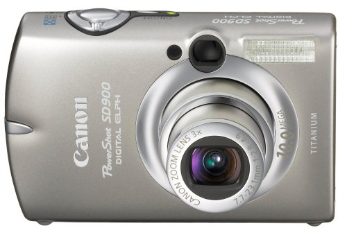 Canon PowerShot SD900 is one of the Best Point and Shoot Digital Cameras for Travel and Low Light Photos Under $400