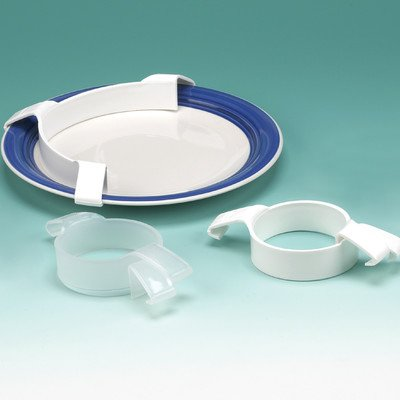 Ableware 745260000 Food Bumper, Natural