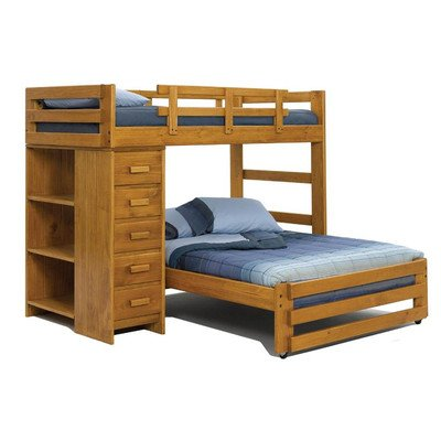 Boys Bunk Bed front-598314