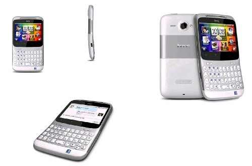 Link to HTC ChaCha A810E Unlocked GSM QuadBand Cellular Phone Promo Offer