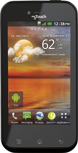 LG myTouch T 4G Android Phone E739 (T-Mobile)