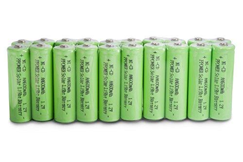 PPOWER-20-Stck-600mAh-hohe-Kapazitt-AA-NiCD-Ni-CD-wiederaufladbare-Batterien