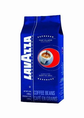 Lavazza Top Class Espresso Whole Bean Coffee, 2.2-Pound Bag
