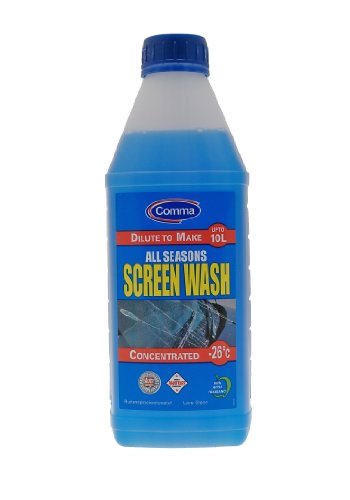 Comma SW1L 1L All Seasons Screen Wash