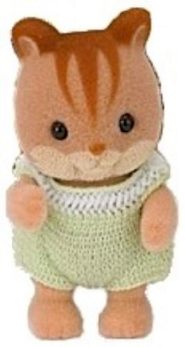 Sylvanian Families baby doll walnut walnut squirrel squirrel family (japan import) by Epoch - 1