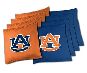 Buy NCAA Auburn Tigers Official Cornhole Bean Bag Sets by Wild Sports