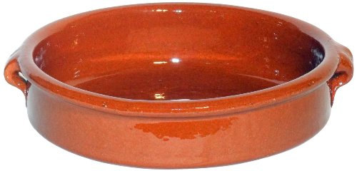 amazing-cookware-natural-terracotta-20cm-round-dish