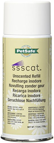 Petsafe Ssscat Repellent Deterrent Refills. 3 Pack. (Ssscat Spray Refills compare prices)