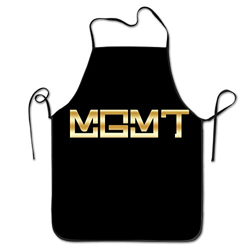 [MGMT Band Gold Logo Kitchen Crafting Apron] (Toddler Gardener Costume)