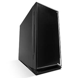 NZXT H2 Classic Midi-Tower PC-Gehäuse (ATX, 3x 5,25 extern, 8x 3,5 intern, USB 3.0) schwarz