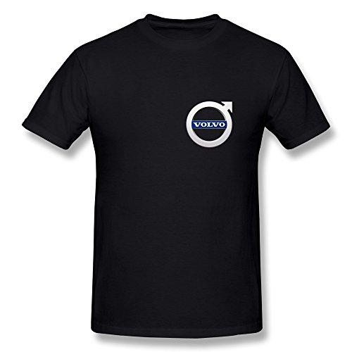 van-mens-famous-swedish-car-brand-volvo-logo-t-shirts-l-black