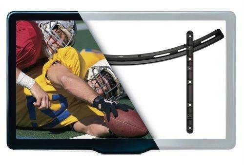 New Philips Tilting Lcd Wall Mount For 32 To 42 Tvs - Sqm6435/27