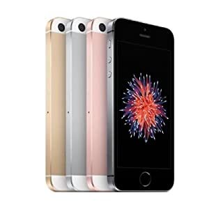 Apple iPhone SE 16GB 4G - smartphones (Single SIM, iOS, NanoSIM, EDGE, GSM, DC-HSDPA, EVDO, HSPA+, UMTS, LTE)