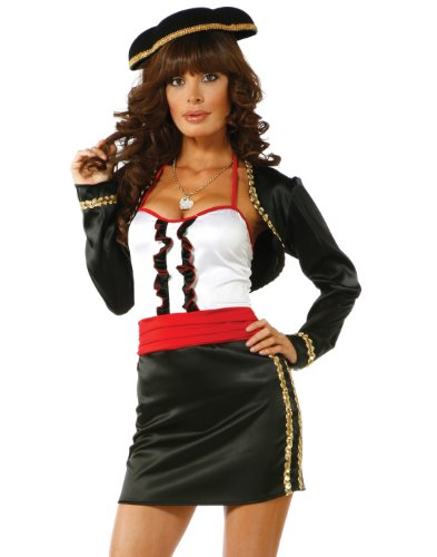 Forplay Women's Bulls Eye Adult Sized Costumes