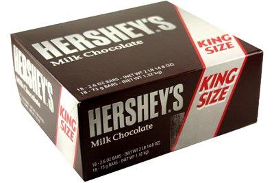 Hershey's Milk Chocolate 36 Bars (Gourmet,AlwaysDirect,Gourmet Food,Candy)