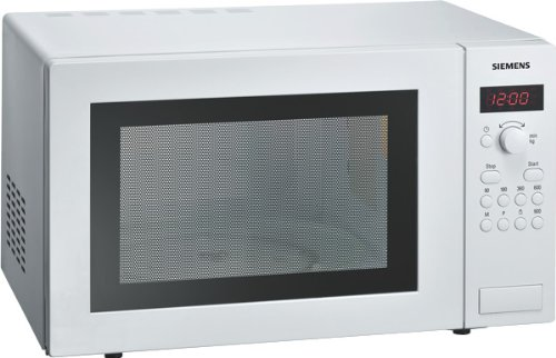 mikrowelle test kaufen siemens hf24m241 mikrowelle 25 l 900 w wei test. Black Bedroom Furniture Sets. Home Design Ideas
