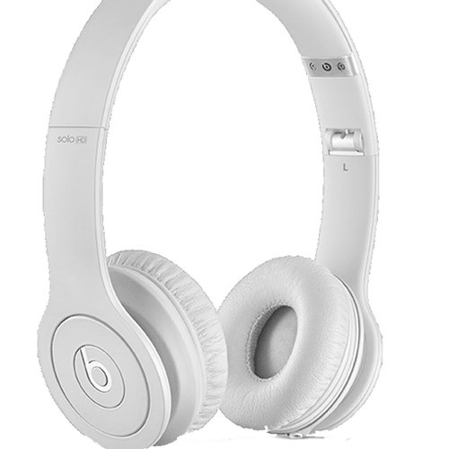 Beats Solo Hd On-Ear Headphone (Discontinued By Manufacturer - White)