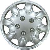 Empire [ エンパイヤ自動車 ] ホイールカバー [ 14インチ用 ] 1台分4枚セット [ 品番 ] WS022-14