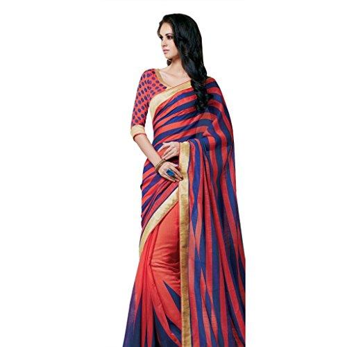 Jay Sarees Office Casual Partywear Ethnic Indian Linen Saree - Jcsari2995d1953