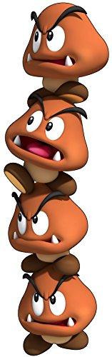 Adesivi, motivo: Super Mario 15061 Cover, motivo: Goomba, Altezza 85cm