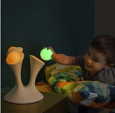 Xinji Color-changing Nightlight with Portable Glowing Balls Child Eyes Friendly