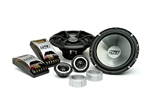 Cheapest! Phoenix Gold RSD6CS 6 Inch Component Set Speakers
