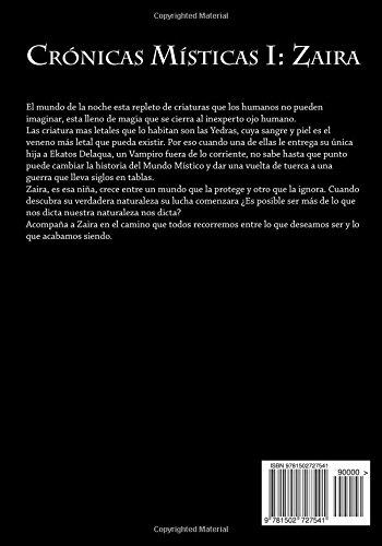 Crónicas Mistícas I: Zaira: Volume 1 (Crnicas Mistcas)