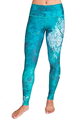Inner Fire Deer Love Legging Yoga Pants
