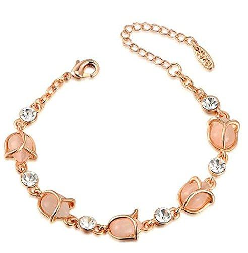 alimab-schmuck-vergoldet-damen-kette-armbander-rose-gold-plum-blume-strass-eingelegten-225-x-1-cm