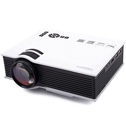 Tronfy entertainment home cinema theater multimedia mini for Micro projectors mini projectors
