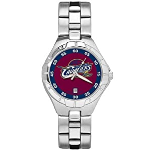NSNSW22771Q-Cleveland Cavaliers Watch - Ladies Pro Ii Sport by NBA Officially Licensed