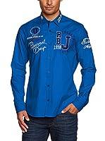 Redbridge Camisa Hombre (Azul)