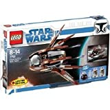 Lego Star Wars Set 7752 Count Dooku's Solar Sailer