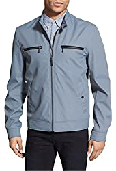 Michael Kors Men's Grey Bonded Jacket