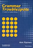 img - for Grammar Troublespots: A Guide for Student Writers book / textbook / text book