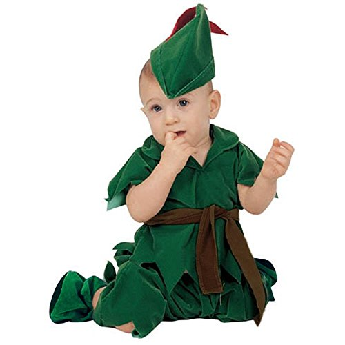 Baby Boy Infant Peter Pan Costume (18 Months) (Peter Pan Toddler Costume compare prices)