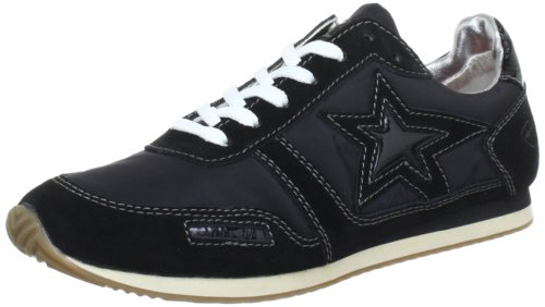 Tamaris Tamaris-TREND Low Top Womens multi-coloured Mehrfarbig (BLACK COMB 098) Size: 4 (37 EU)